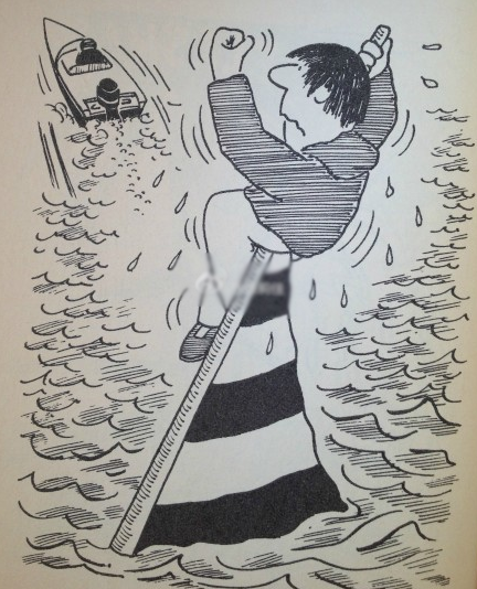 跑船时要眼观四方、耳听八方,时刻警惕周围船只的动向。 34.png