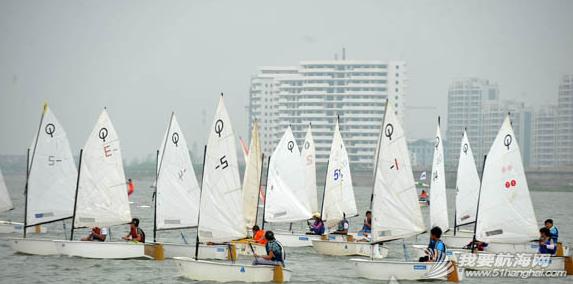 夏令营帆船赛 8月10日,第二届江浙沪OP夏令营帆船赛开赛,上海队夺得团体冠军。 37.png