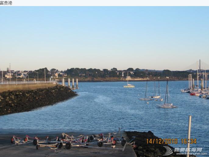 帆船,人民银行,sailing,俱乐部,环球纪录 晚上我们一起去港口看帆船人民银行号,据说为了破Groupama的环球纪录在这等. 20.png