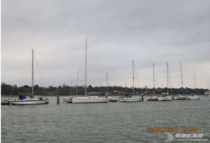 大本营,俱乐部,脚踏车,英国,南安 搬到南安来工作的主要目的其实还是想能够在周末可以去玩船. 16.png