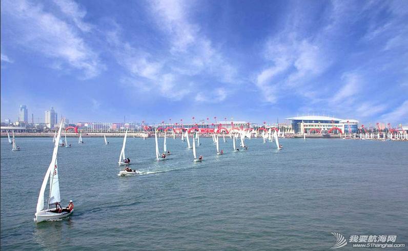 海天一色,海岸线,帆船,日照 日照唯美海岸线 帆船共海天一色 25.png