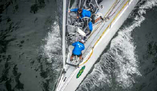 第27届劳力士中国海帆赛上我们看到了时间在帆船运动上留下的烙印,分秒间,海域无界。 5.png