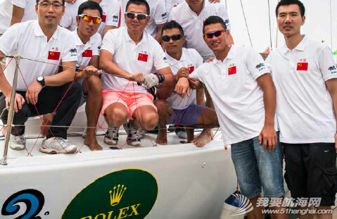 第27届劳力士中国海帆赛上我们看到了时间在帆船运动上留下的烙印,分秒间,海域无界。 3.png