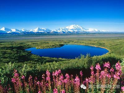 第二梦想号历时17天,今天中午抵达第四站——美国阿拉斯加