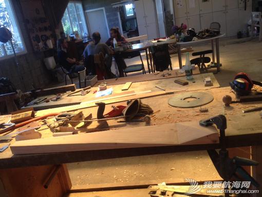 风力发电机,脚踏车,朋友,焊接,木工 实践中学习木工,电能,焊接,还有正确使用各种工具。比修船还麻烦。 7.png