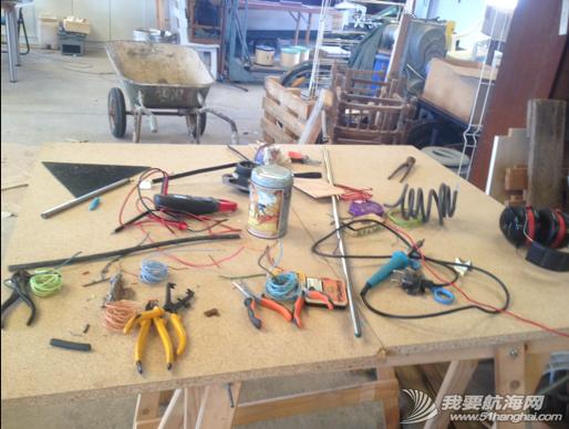 风力发电机,脚踏车,朋友,焊接,木工 实践中学习木工,电能,焊接,还有正确使用各种工具。比修船还麻烦。 11.png