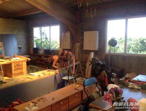风力发电机,脚踏车,朋友,焊接,木工 实践中学习木工,电能,焊接,还有正确使用各种工具。比修船还麻烦。 13.png