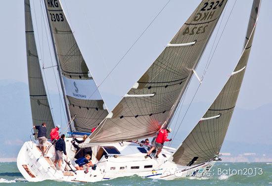 奥林匹克,澳大利亚,西班牙,俄罗斯,大连队 全球二百余帆船选手争冠青岛国际帆船赛 0.jpg