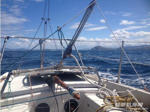西班牙,度假旅游,风控自动舵,球帆杆 今天微风小航20海里,顺便试了一下朋友指导的风控自动舵,效果不错! 2.png