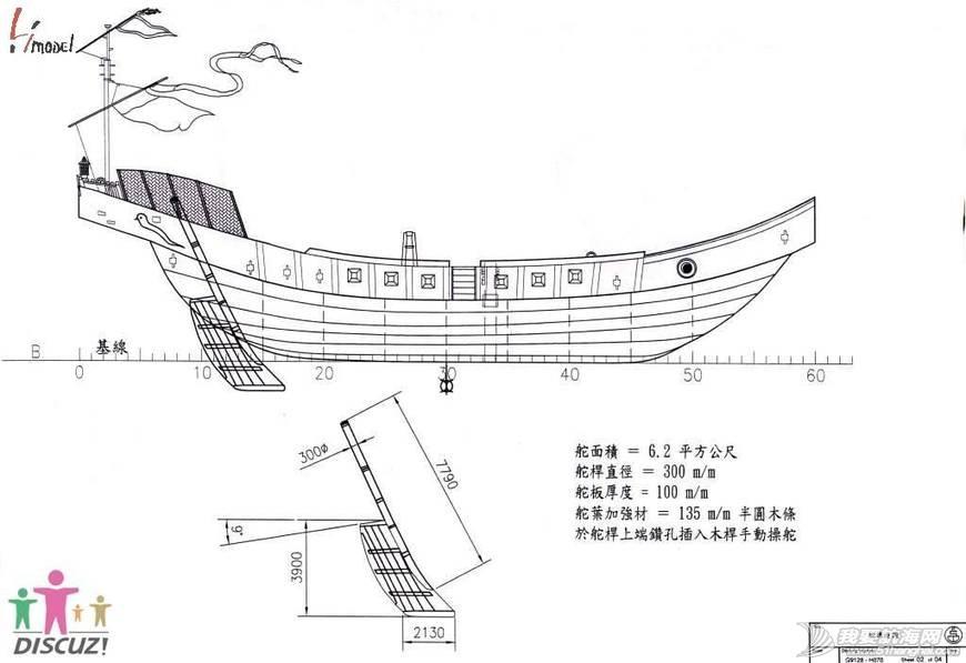 中国历史,收复台湾,大航海时代,近代史,荷兰人 郑成功的战船——真正的中式帆船战舰
