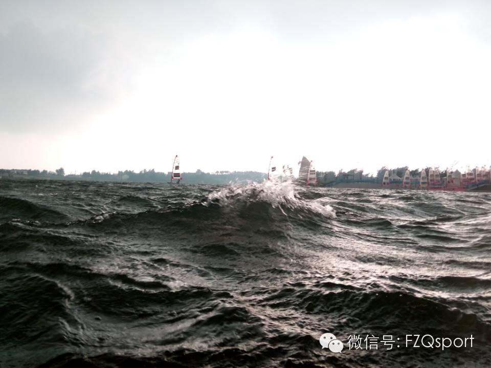 帆船运动,老朋友,最大的,价值,信息 【风之曲帆船】来自青奥帆船赛场的现场报道(11) 0.jpg