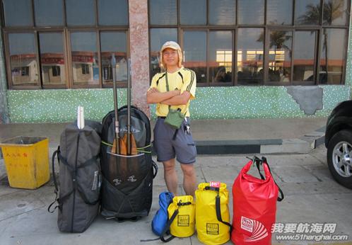 琼州海峡,独木舟,报名,清茶 2011年5月,闪米特和队员阿凡的两条独木舟的探险之旅。 8.png