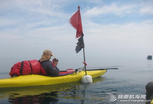 琼州海峡,独木舟,报名,清茶 2011年5月,闪米特和队员阿凡的两条独木舟的探险之旅。 12.png