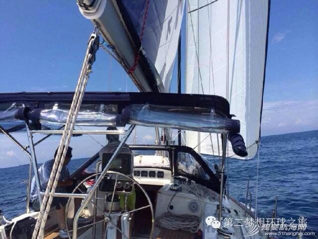 探秘:第二梦想号——帆船
