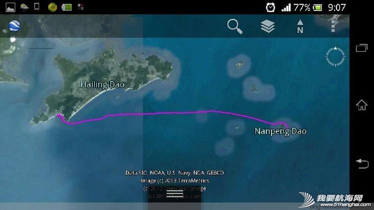 纯人力独木舟环西太平洋:中国段 广东珠海--海南海口 6597690990727560751.jpg