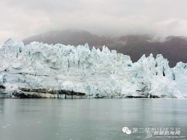 我爱阿拉斯加冰川