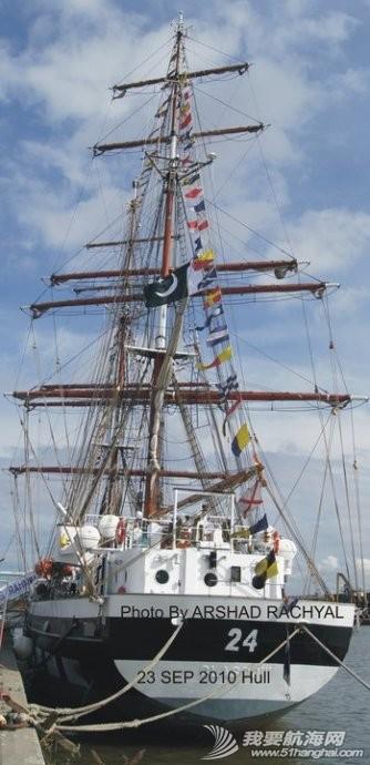 中国航海文化,大型培训帆舰 中国的航海文化与亚洲邻近较小的国家比较,可以从国家是否拥有大型培训帆舰看出。 4.jpg