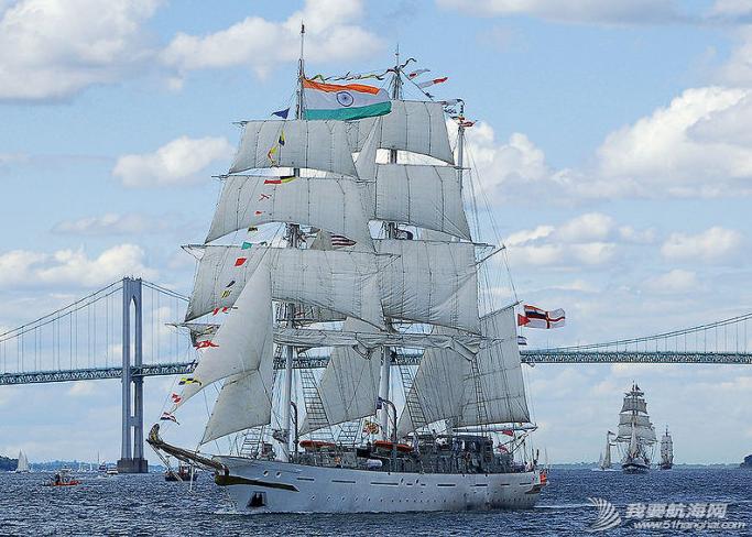 中国航海文化,大型培训帆舰 中国的航海文化与亚洲邻近较小的国家比较,可以从国家是否拥有大型培训帆舰看出。 2.png