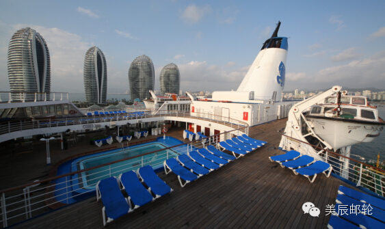 海航集团,有限公司,上海市,世界最大,迈阿密 邮轮就是目的地,海娜号率先开启国内邮轮公海游 0.jpg