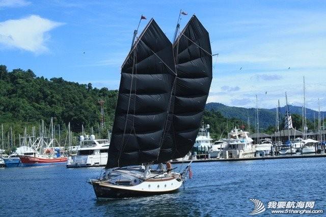 玻璃钢,中国,香港,图片,帆船 抢救中式帆船文化(二)中式帆PK西式帆 3.jpg