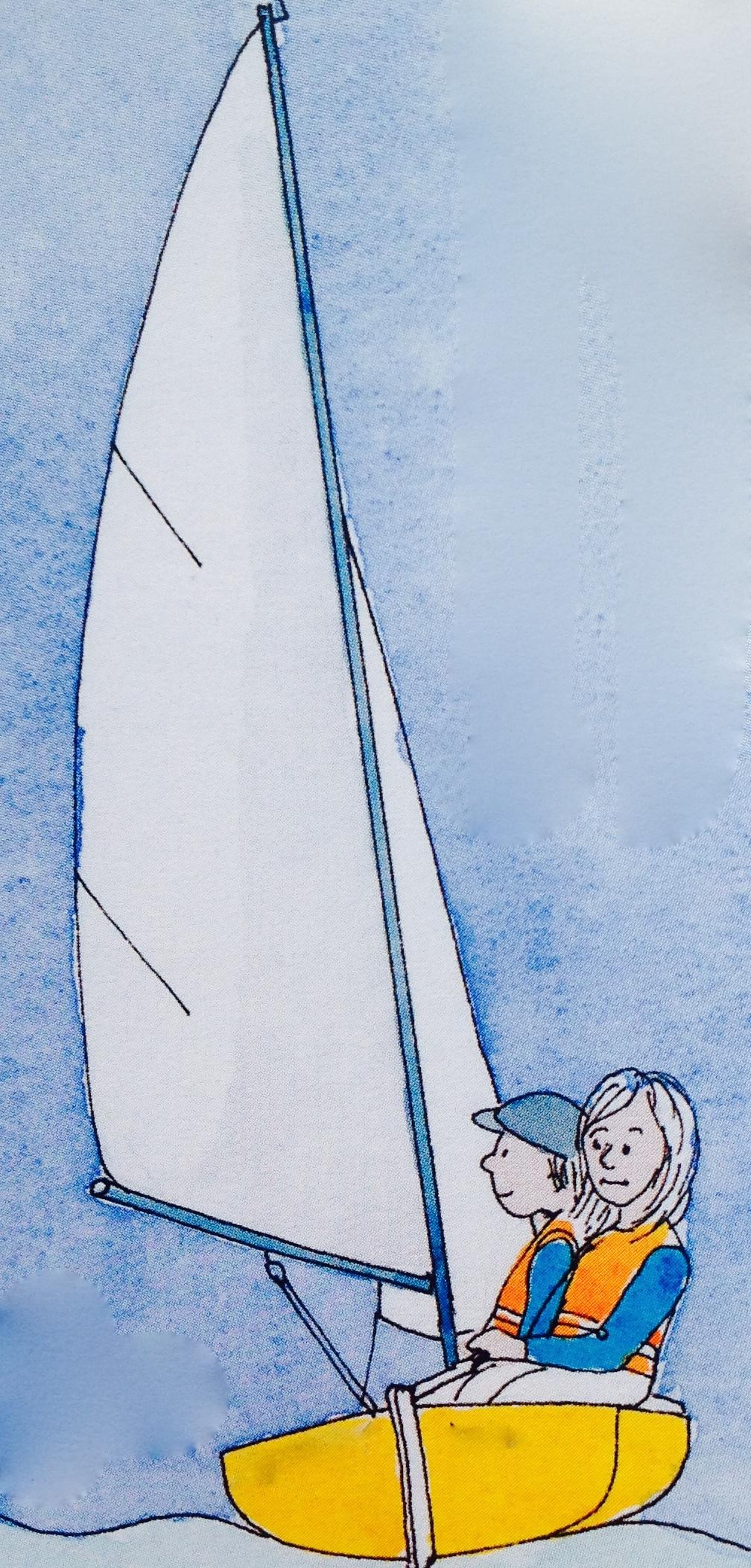 """徐莉佳,中轴线,先来 先来学习最容易控制和掌握的""""横风""""操作----徐莉佳漫画 8b.jpg"""
