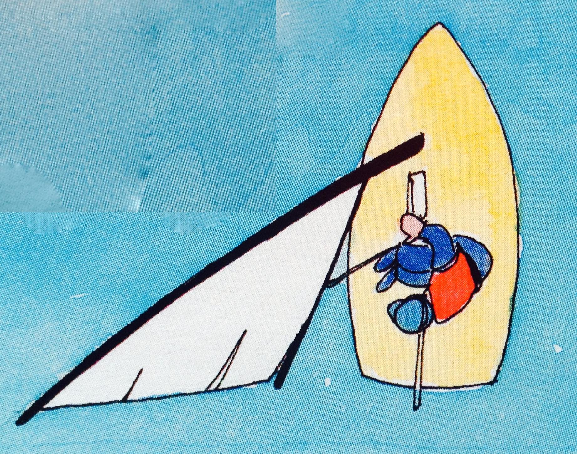 """徐莉佳,中轴线,先来 先来学习最容易控制和掌握的""""横风""""操作----徐莉佳漫画 8c.jpg"""