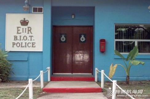 印度洋,轰炸机,警察局,加西亚,委员会 翟墨被留置在迭戈,加西亚岛警察局过夜. 4.png