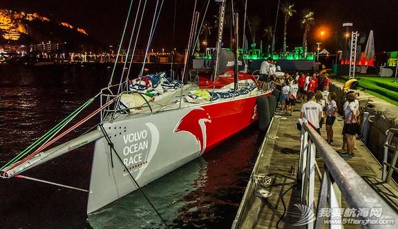 西班牙,沃尔沃,南太平洋,大西洋,所在地 目前,已有五支船队到达西班牙阿里坎特,这段让人终生难忘的环球历险即将起航。 1.png