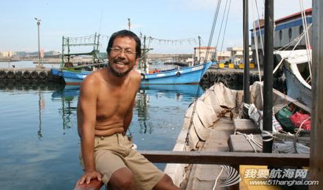 中国,台湾,而且,帆船,故事 中国台湾探險家造仿古船將循鄭和八下西洋 5.png