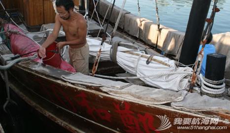 中国,台湾,而且,帆船,故事 中国台湾探險家造仿古船將循鄭和八下西洋 1.png