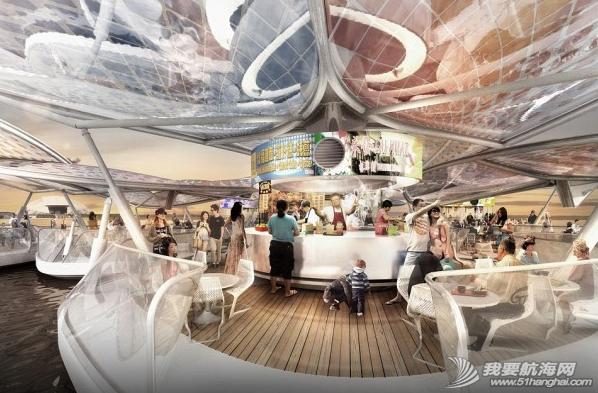 新加坡创意改造海滨区 海上建太阳能流动餐厅 7.png