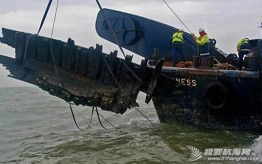 泰晤士河11年前撈起古船 證為英國官方海盜船 1.png