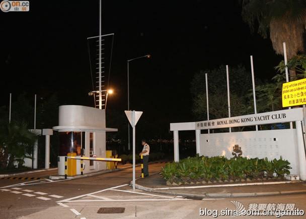香港,男女 少女香港皇家遊艇會遇溺命危 需機器協助呼吸 3.jpg