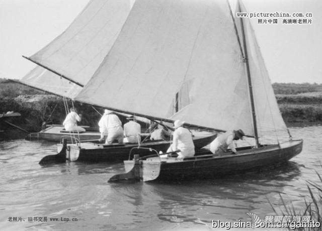 江南造船厂,上海地区,中国制造,奥运会,英国 1920年上海恒利赛船会,估计是中国最早的帆船赛。 1.jpg