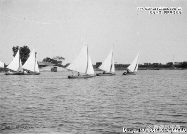 江南造船厂,上海地区,中国制造,奥运会,英国 1920年上海恒利赛船会,估计是中国最早的帆船赛。 2.jpg