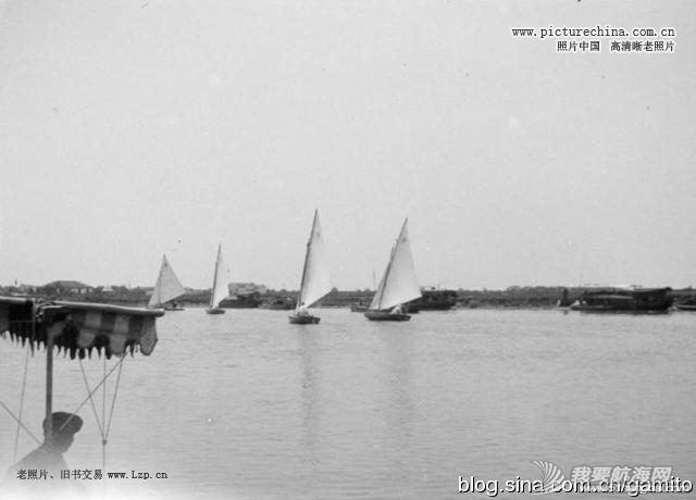 江南造船厂,上海地区,中国制造,奥运会,英国 1920年上海恒利赛船会,估计是中国最早的帆船赛。 3.jpg