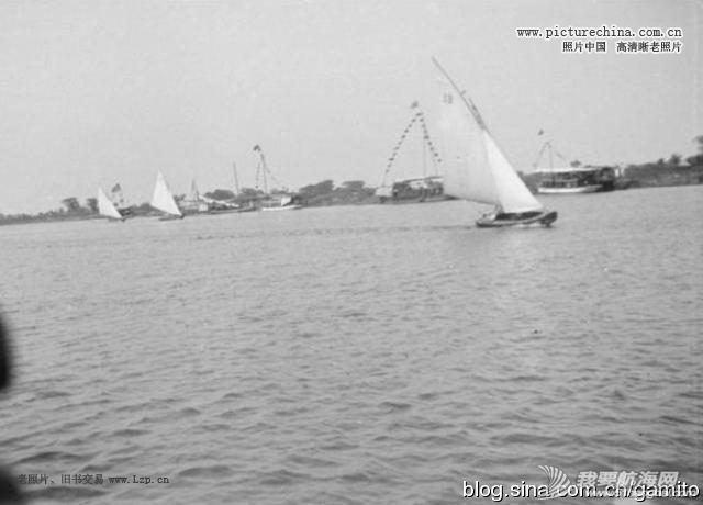 江南造船厂,上海地区,中国制造,奥运会,英国 1920年上海恒利赛船会,估计是中国最早的帆船赛。 4.jpg