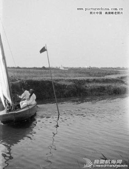 江南造船厂,上海地区,中国制造,奥运会,英国 1920年上海恒利赛船会,估计是中国最早的帆船赛。 5.jpg