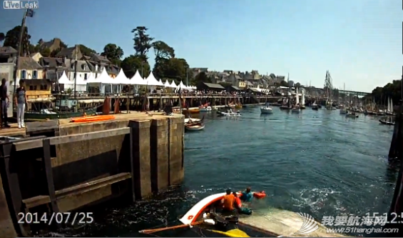 救生衣,帆船,记录,拍摄,影片 帆船航行经过桥底时需注意桅杆与桥的高度 13.png