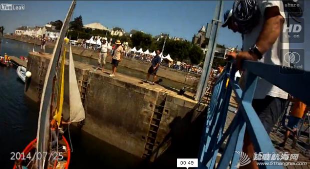 救生衣,帆船,记录,拍摄,影片 帆船航行经过桥底时需注意桅杆与桥的高度 7.png
