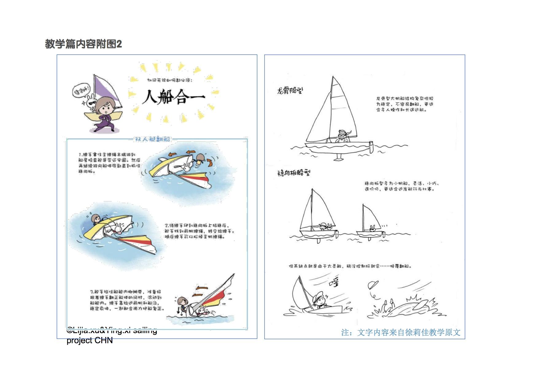 徐莉佳,帆船 一起来支持徐莉佳帆船漫画系列书 绘本帆船创作企划案16.jpg