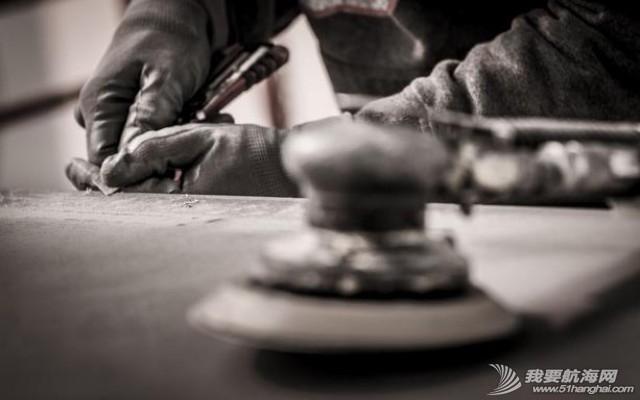沃尔沃,帆船运动,南安普顿,造船厂,摄影师 沃尔沃环球帆船赛幕后的故事 1.jpg