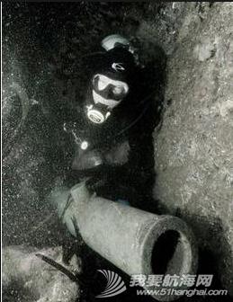 潜水,私人,阿拉斯加,美联社,安克雷奇 美国海底发现最早沉船残骸 23.png