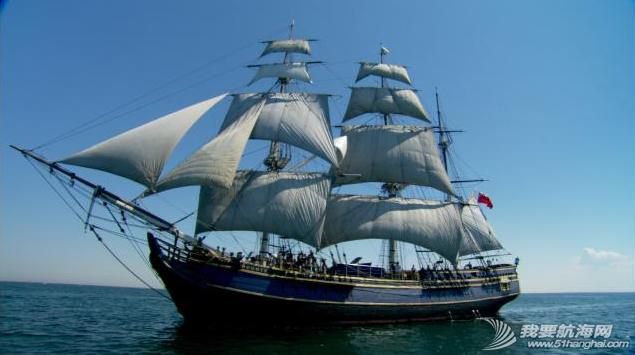 英文名,排水量,香港,中文,帆船 濟民號歐洲高桅仿古帆船将抵达香港 25.png