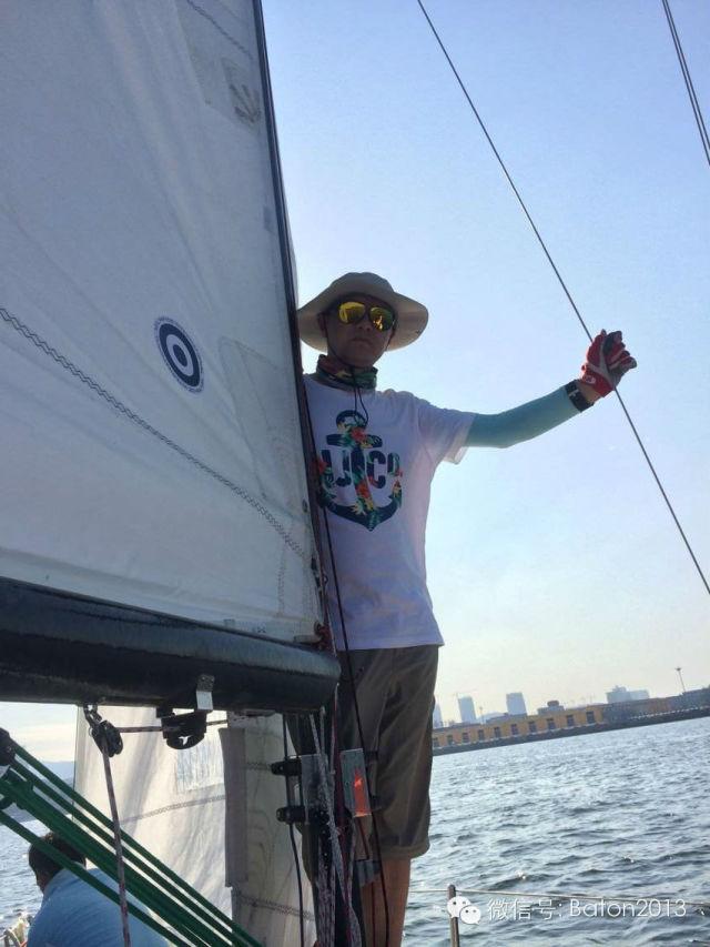 """公开赛,烟台,2014,帆船 """"宝源生物杯""""2014第四届烟台帆船公开赛(第一天) 640.jpg"""