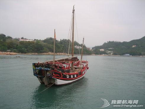 太平公主,博物馆,航海家,香港,中国 太平公主号复原帆船停在香港赤柱海事博物馆码头 1.jpg