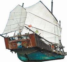 阿拉伯国家,岭南文化,传统文化,波斯湾,工程师 百岁帆船折射岭南文化 原理令欧洲惊讶 2.jpg