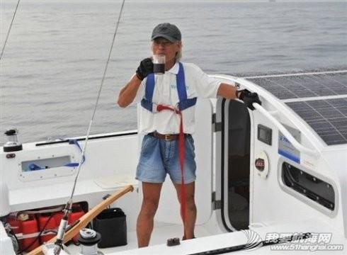 夏威夷,太平洋,旧金山,美人鱼,航海家 航海家驾波浪驱动船完成横越太平洋壮举 1.jpg