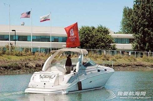 斯坦福大学,阿拉斯加,联合国,全球十大,布里斯班 支持奥运 斯坦福华人夫妇要驾船至北京 2.jpg