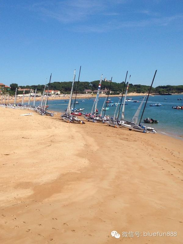 西班牙,世锦赛,帆船 ISAF帆船世锦赛在西班牙正式开赛 640.jpg